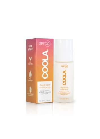 Primer de Maquillage Organique SPF 30 Inodore. Daydream. Coola.