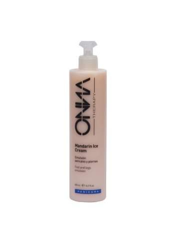 Crème Naturelle pour les Pieds et les Jambes Mandarin Ice Taille Grande. Onna Therapy.