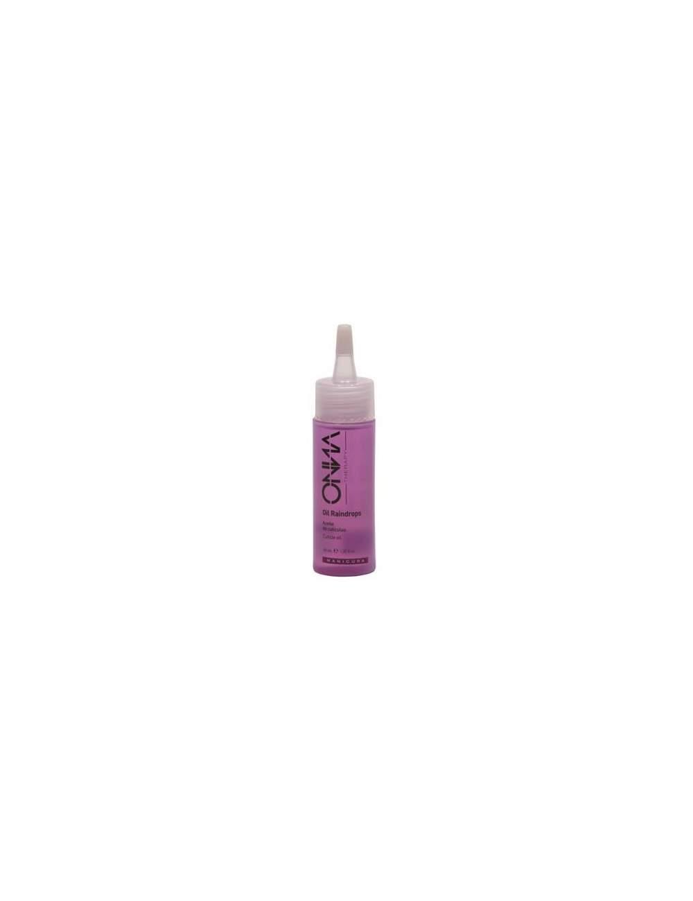 Aceite Regenerador de Cutículas Natural. Onna Therapy