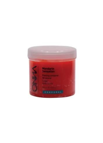 Exfoliante Corporal Natural de Azúcar Mandarin Sensation. Onna Therapy.