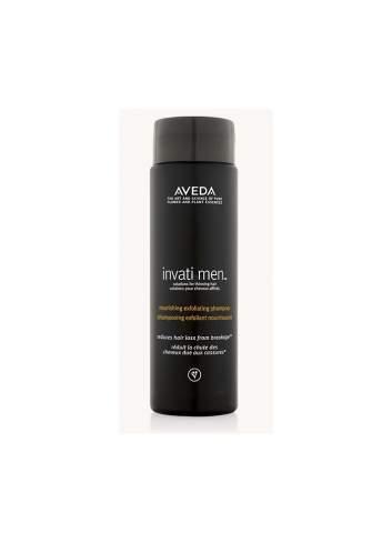 Shampooing Exfoliant Ayurvédique pour l'Homme Invati Men. Aveda.