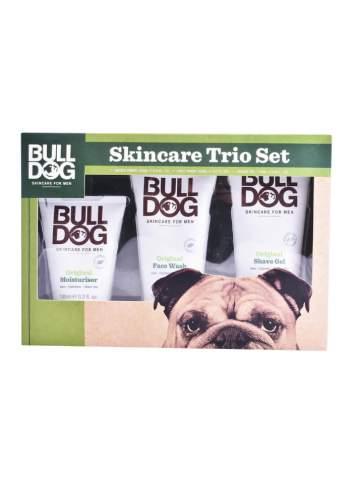 Set 3 Piezas para Hombres Original. Bulldog Skincare.