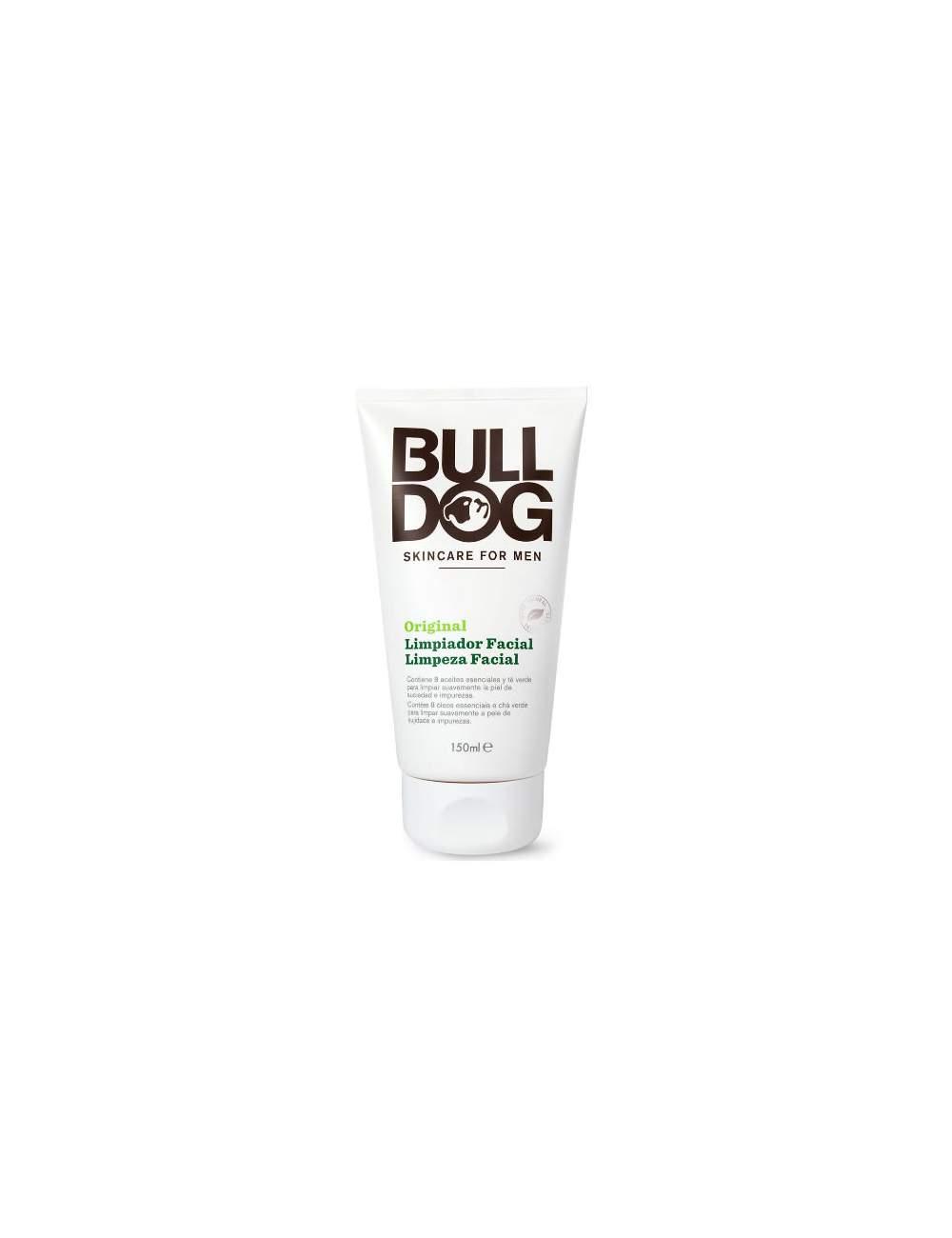 Limpiador Facial Natural para Hombres Original. Bulldog Skincare