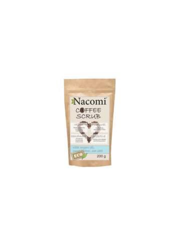 Exfoliant Corporel Naturel au Café. Nacomi