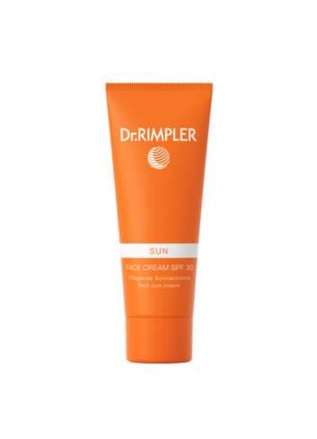 Crema de Protección Solar Facial SPF 30 Sun Face High Protection. Dr. Rimpler.