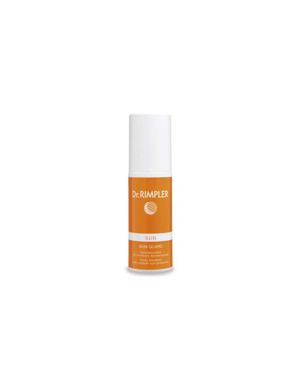 Spray Protección Solar Corporal SPF 15 Skin Guard. Dr. Rimpler.