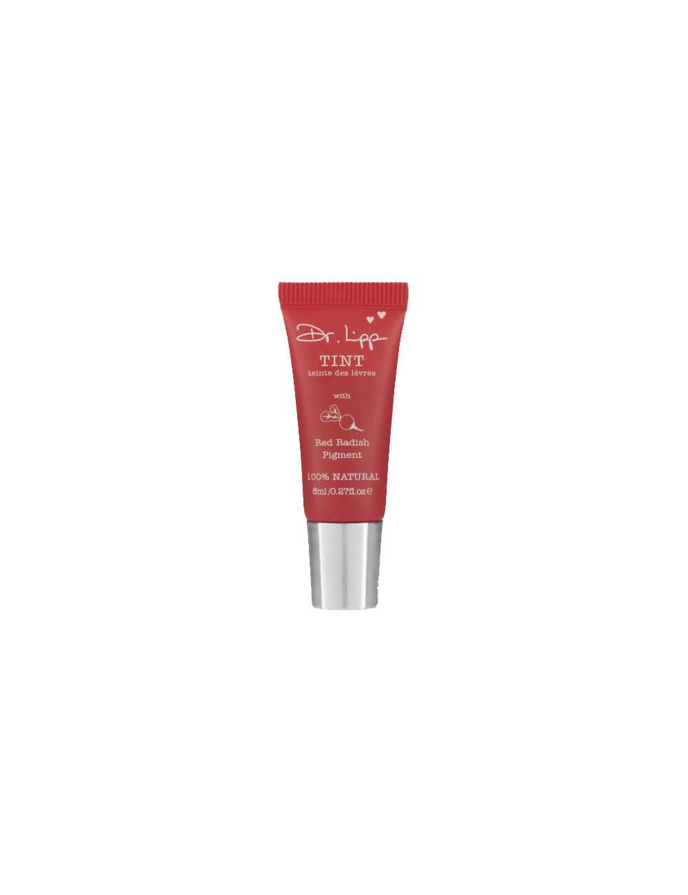 Baume à Lèvres Teinté Red Radish. Dr Lipp