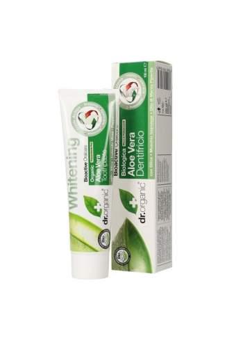 Dentifrice Bio Aloe Vera. Dr Organic.