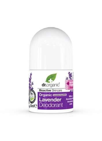 Déodorant Bio Lavande. Dr. Organic