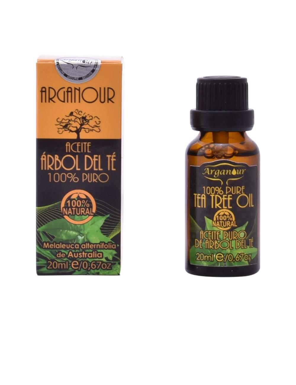 Aceite del Árbol del Té Puro. Arganour