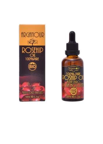 Aceite de Rosa Mosqueta Puro Bio. Arganour