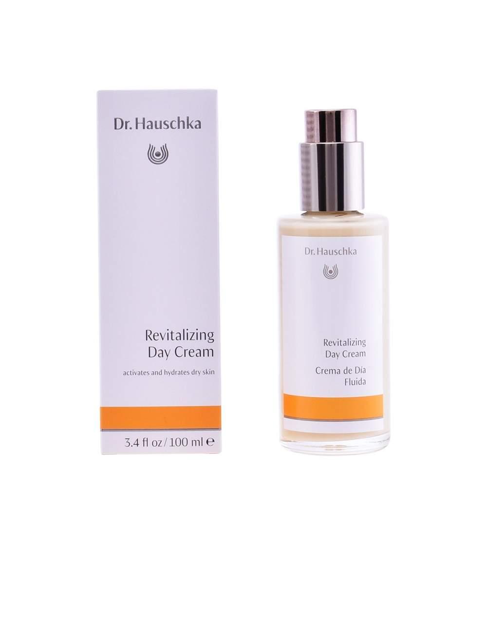 Crème Faciale Bio de Jour Fluide Taille Grande. Dr. Hauschka.