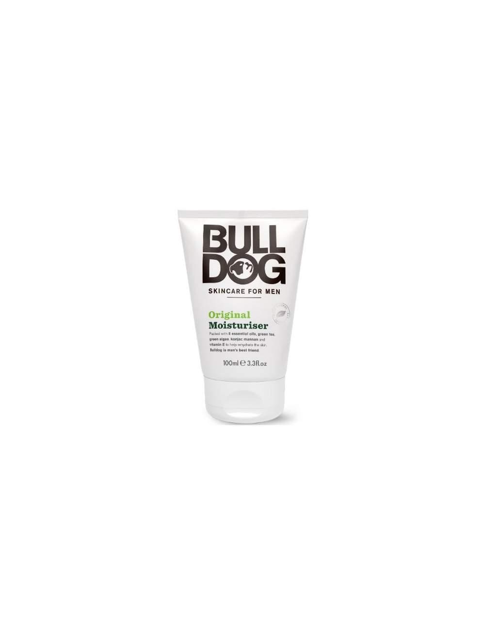 Crema Facial Hidratante Natural para Hombres Original. Bulldog Skincare
