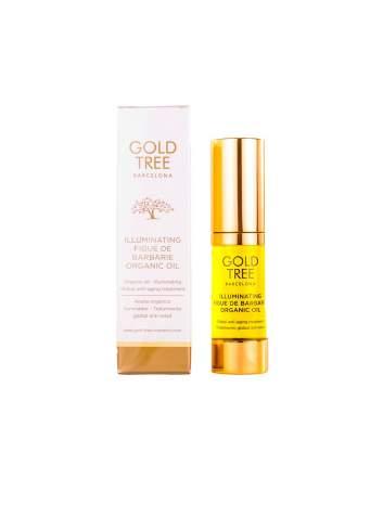 Aceite Facial de Semillas de Higo Chumbo Ecológico. Gold Tree Barcelona