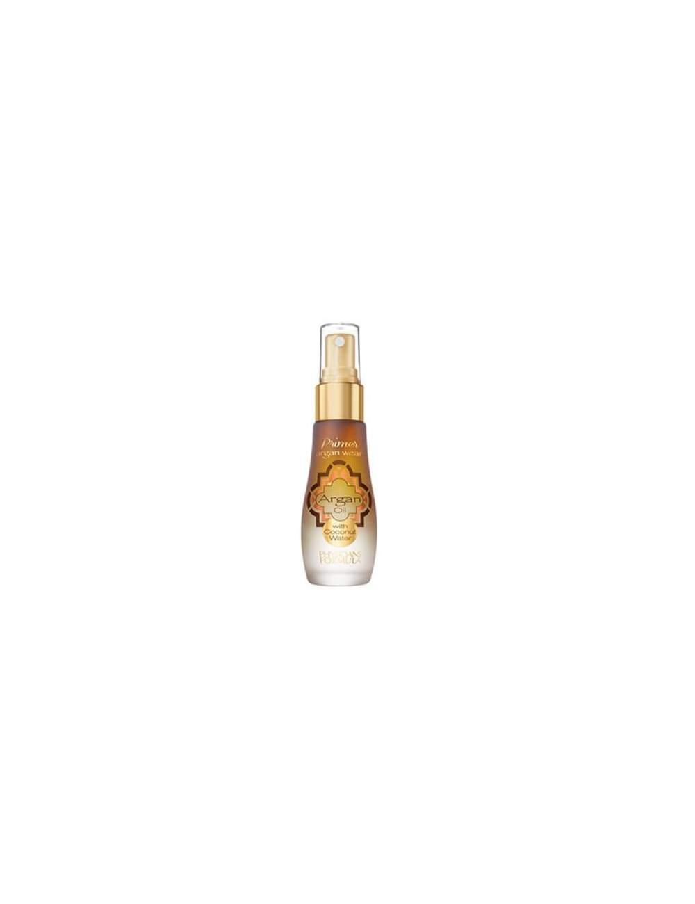 Primer Maquillaje Natural con Aceite de Argán y Agua de Coco, Argan Wear. Physicians Formula