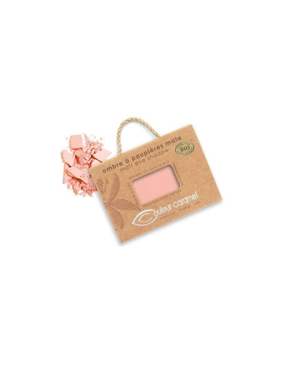 Sombra de Ojos Bio Mate 123 Baby Doll Pink. Couleur Caramel