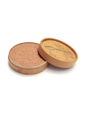 Poudres Bronzantes Bio Mates Terre Caramel 25 Golden Brown. Couleur Caramel