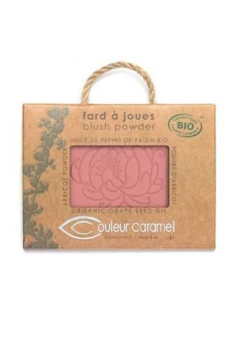 Blush Bio en Poudre 53 Light Pink. Couleur Caramel