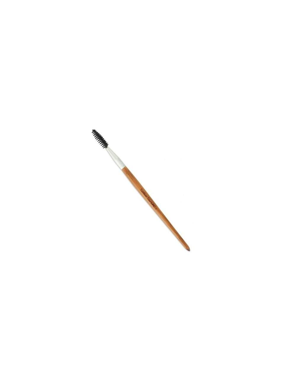 Pinceau Spirale pour des Cils nº 13. Couleur Caramel.