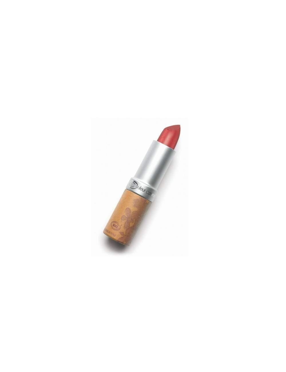 Rouge à Lèvres Bio Nacrée 217 Pearly Garnet. Couleur Caramel