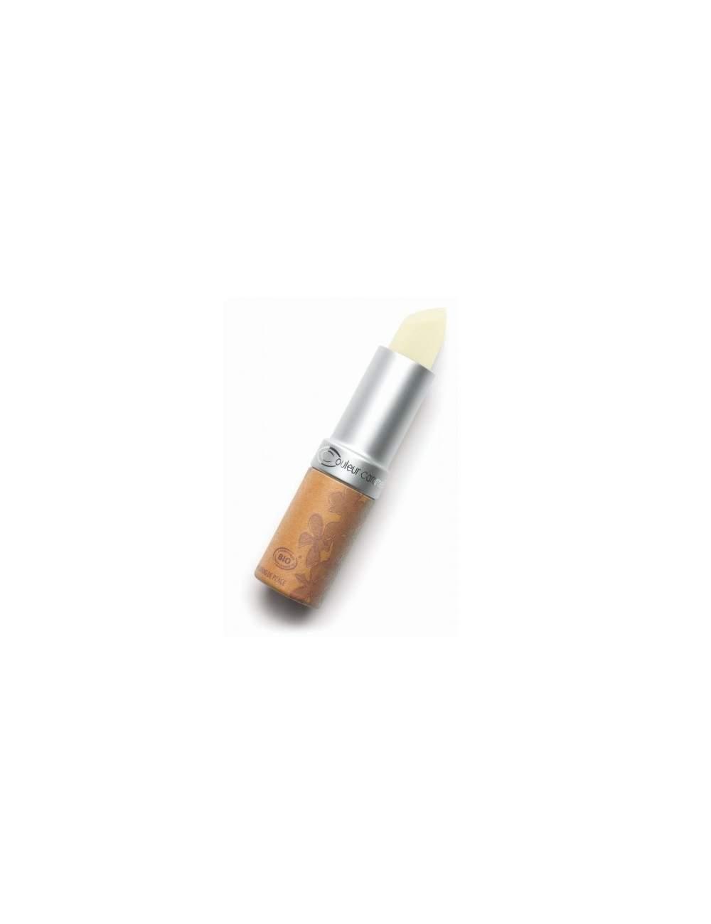 Bálsamo Labial Bio 229 Transparente. Couleur Caramel