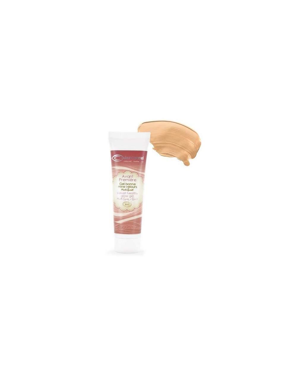 Maquillaje Bio Gel Buen Aspecto 61 Warm Sand. Couleur Caramel