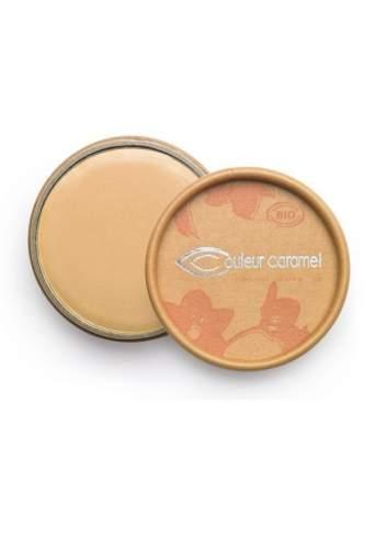 Correcteur de Cernes Bio en Crème 07 Natural Beige. Couleur Caramel