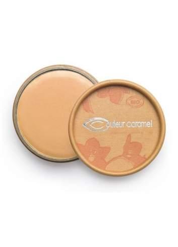 Corrector de Ojeras Bio en Crema 09 Golden Beige. Couleur Caramel