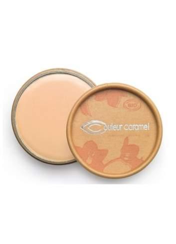 Correcteur de Cernes Bio en Crème 12 Light Beige. Couleur Caramel