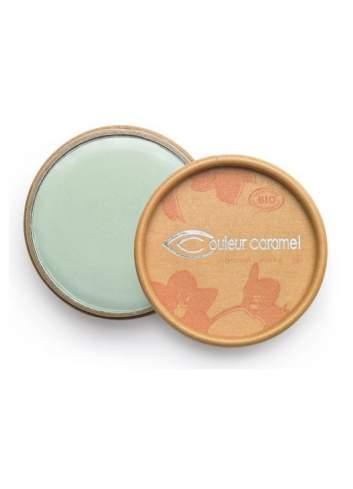 Corrector Anti-Rojeces Bio en Crema. Couleur Caramel