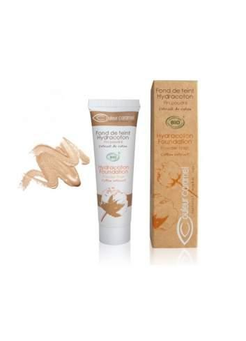 Base de Maquillaje Fluida Bio Hydracoton 13 Apricot. Couleur Caramel