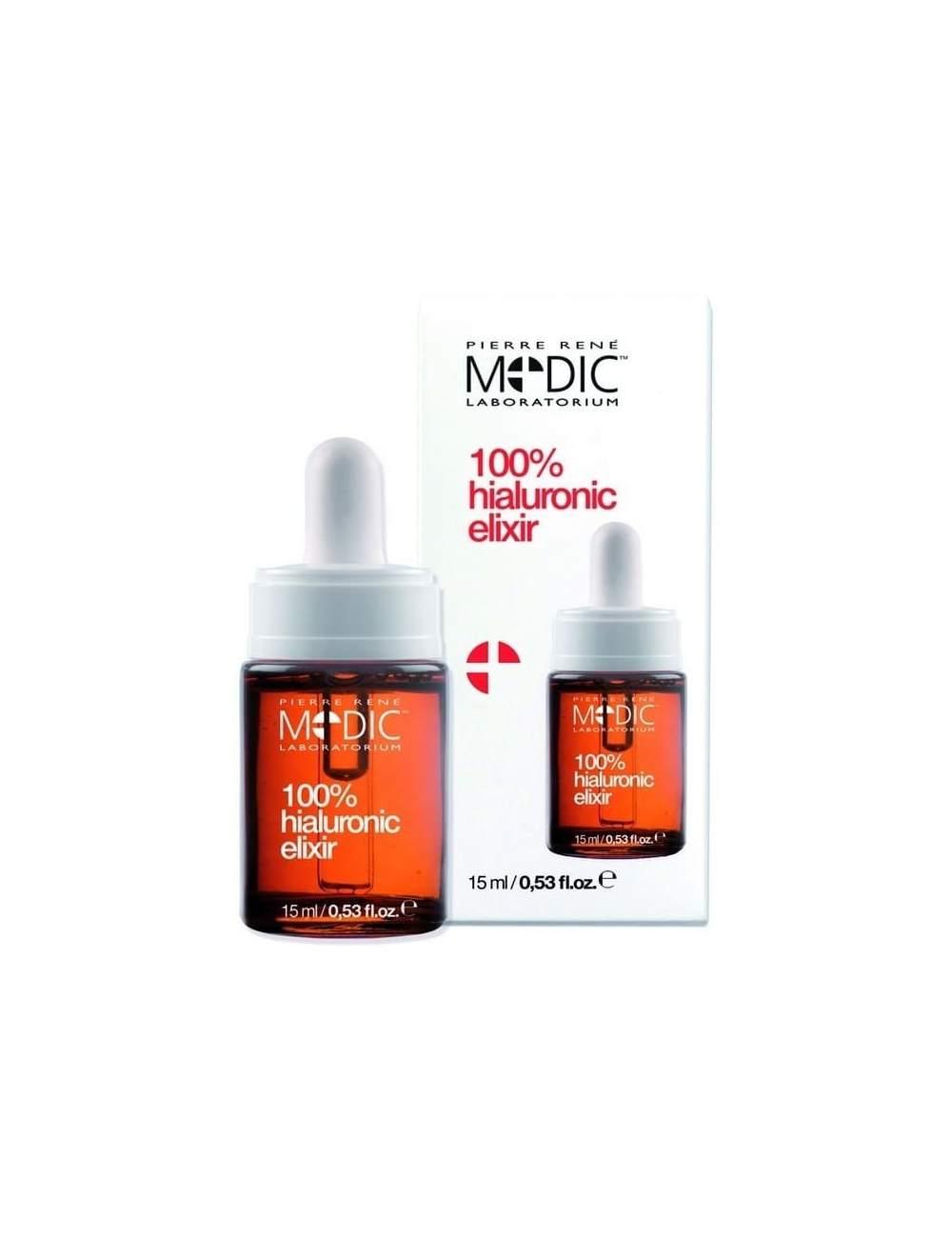 Sérum Facial Elixir 100% Acide Hyaluronique. Pierre René Medic