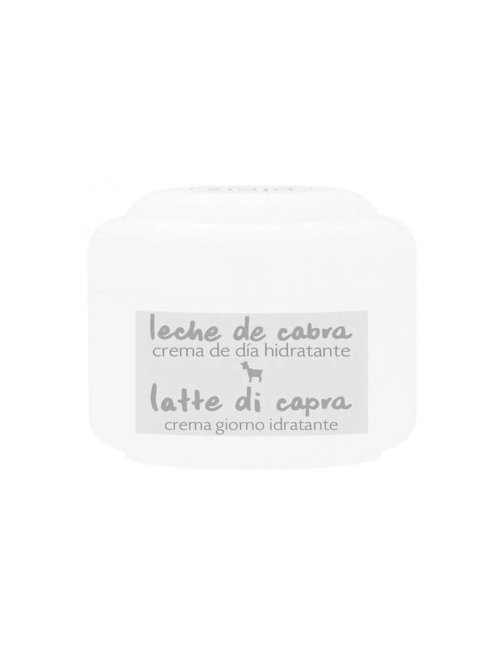 Crema Facial de Día Natural de Leche de Cabra. Ziaja.