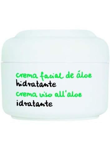 Crema Facial Natural de Aloe Vera. Ziaja