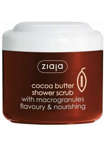 Exfoliante Natural de Manteca de Cacao. Ziaja