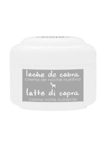Crema Facial de Noche Natural Nutritiva de Leche de Cabra. Ziaja