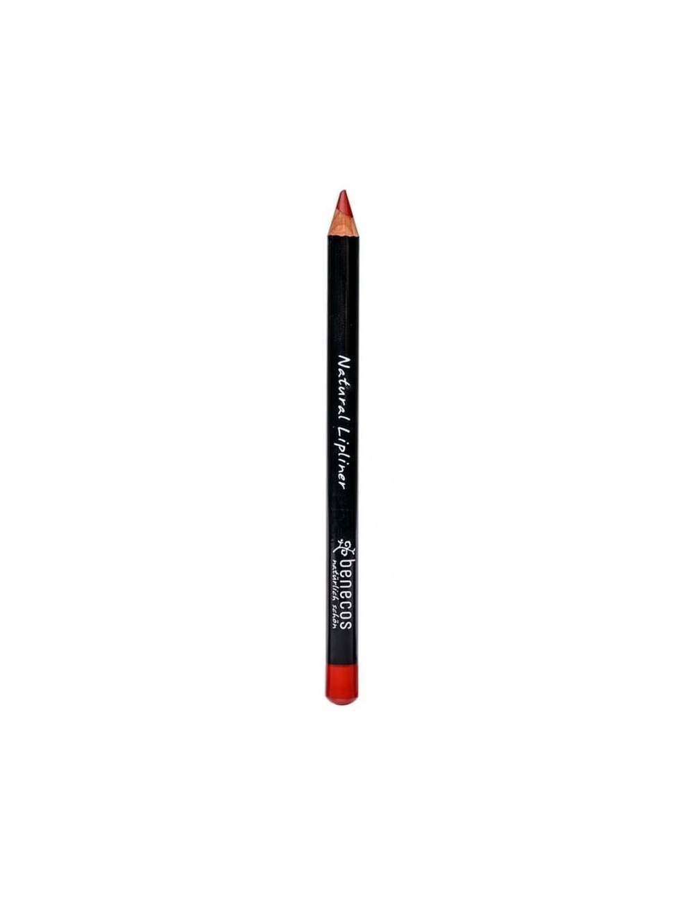 Crayon à Lèvres Bio Rouge. Benecos