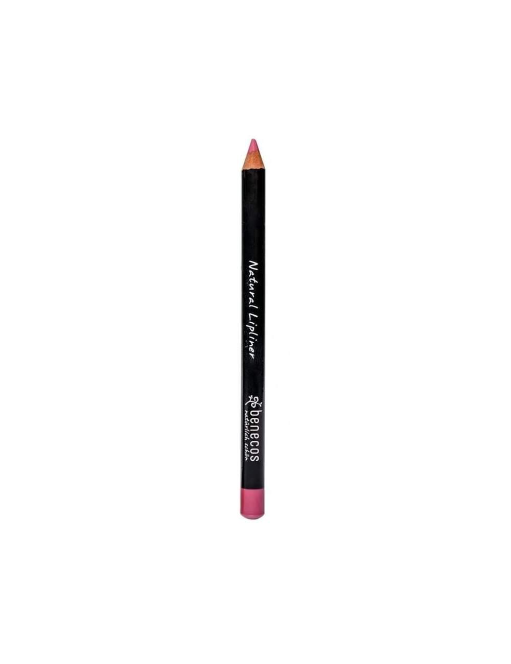 Crayon à Lèvres Bio Rose. Benecos