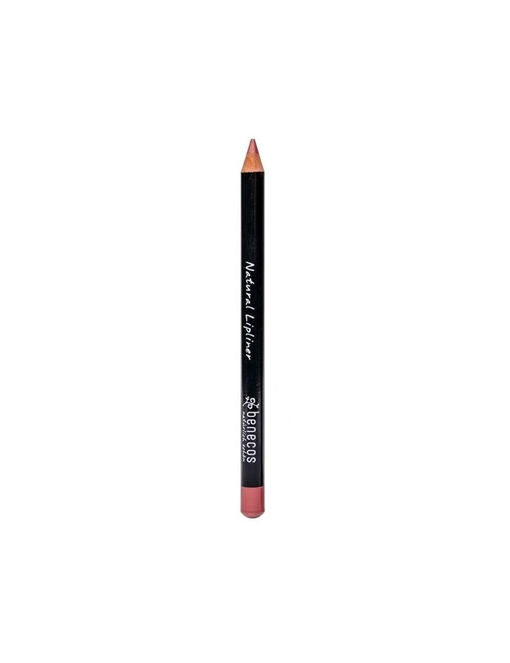 Crayon à Lèvres Bio Brun. Benecos