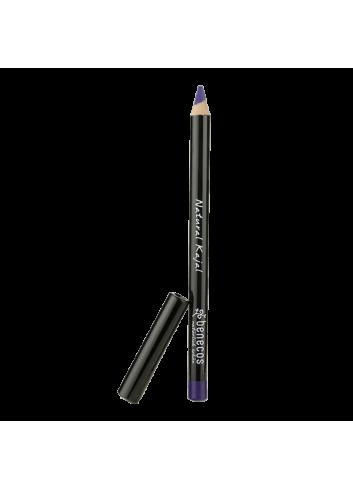 Crayon pour des Yeux Kajal Bio Bleu Nuit. Benecos.