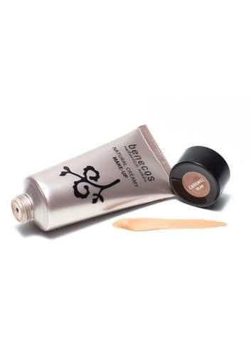 Maquillaje Bio en Crema Caramel. Benecos